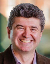 Professor Sašo Ivanovski